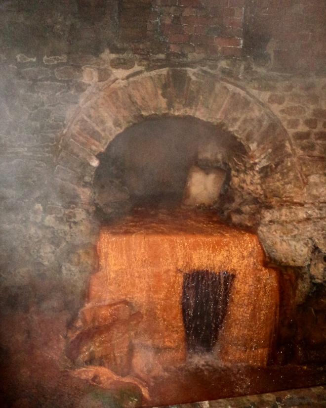 Termas romanas Bath Inglaterra5