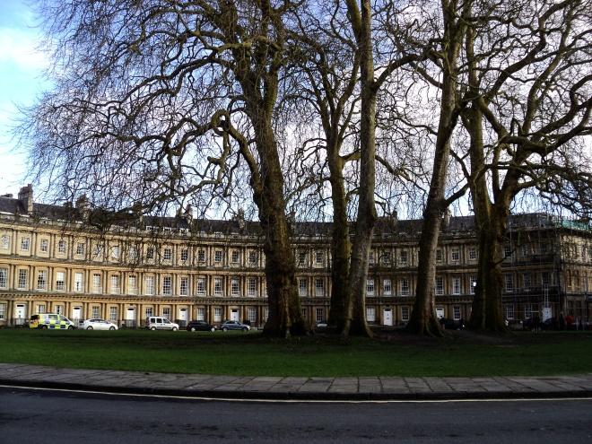 The Circus arquitetura georgiana Bath