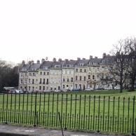 The Royal Crescent Bath Inglaterra