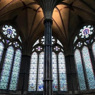 Catedral de Salisbury Inglaterra 1