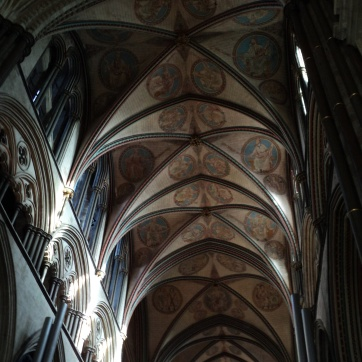 Catedral de Salisbury Inglaterra 11