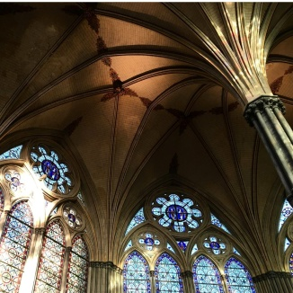Catedral de Salisbury Inglaterra 2