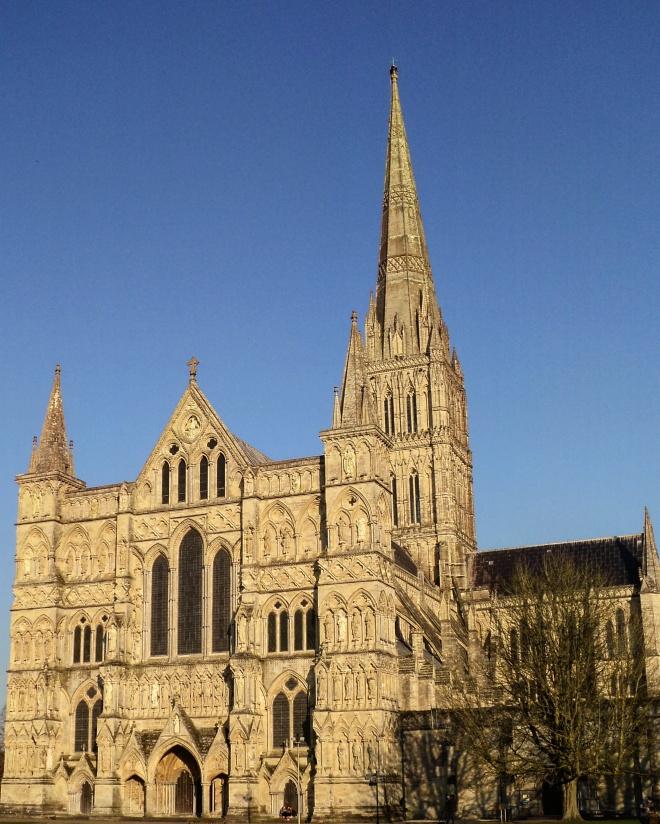 Catedral de Salisbury Inglaterra 5