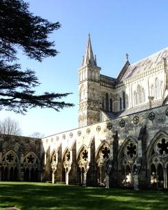 Catedral de Salisbury Inglaterra 8