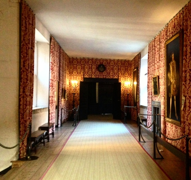 Haunted Gallery Hampton Court Palace