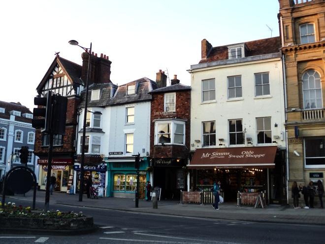 Salisbury cidade Inglaterra 1