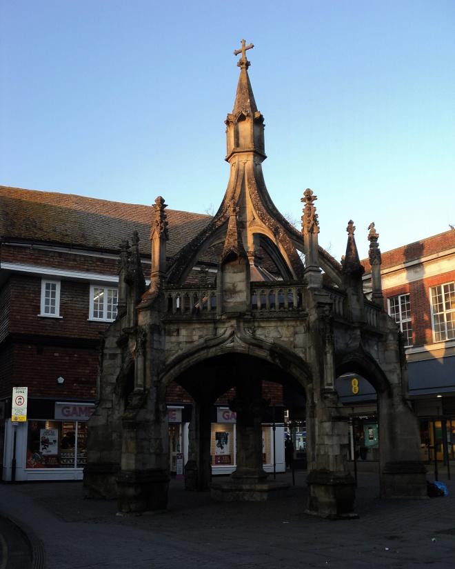 Salisbury cidade Inglaterra 8