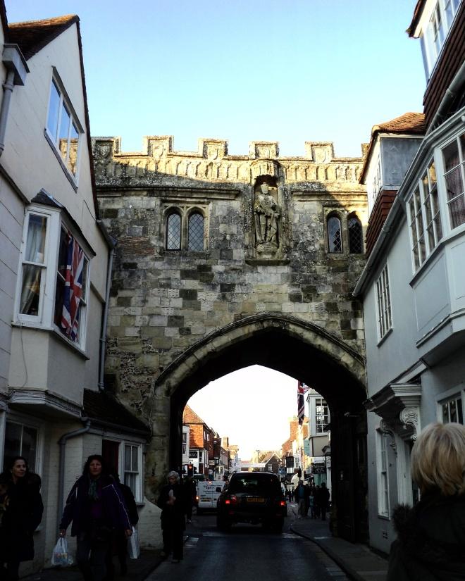 Salisbury cidade Inglaterra 9
