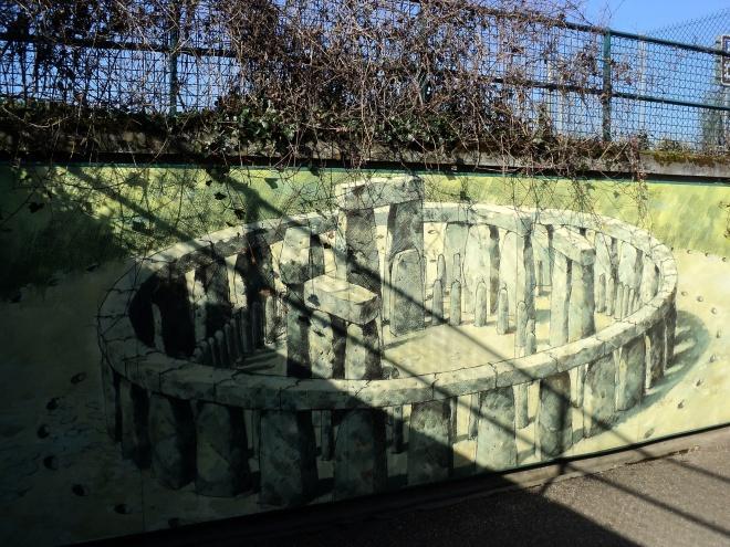 Stonehenge construição