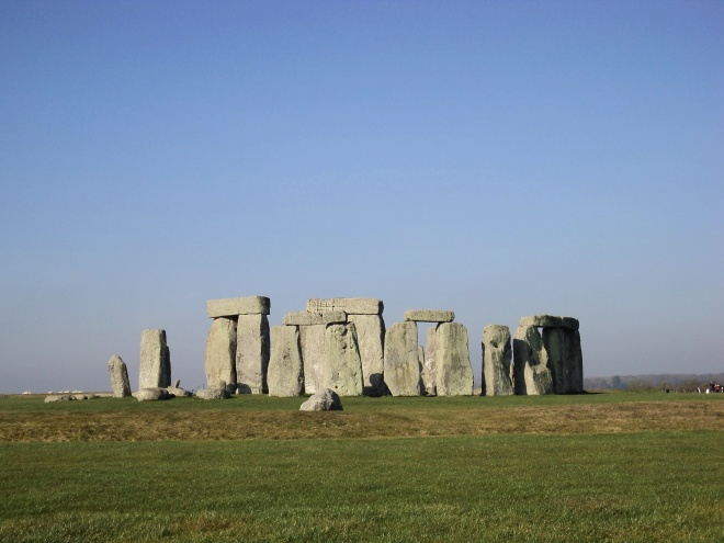 Stonehenge Inglaterra 3