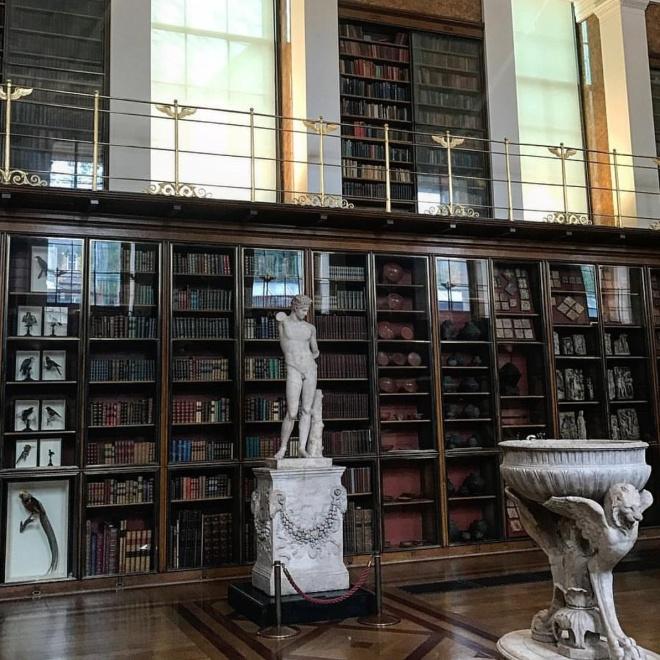 Museu britanico londres gabinete