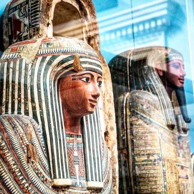 Museu britanico londres mumias
