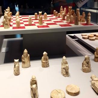 Museu britanico londres peças de xadrez de lewis 2
