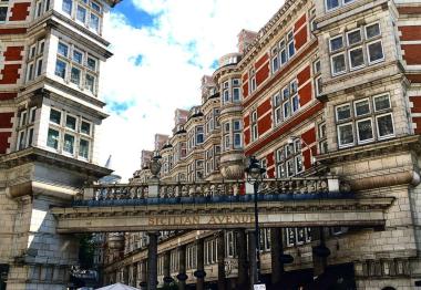 Sicilian avenue Bloomsbury Londres 2