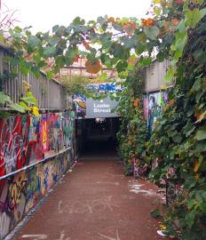 Leake Street Tunnel 1
