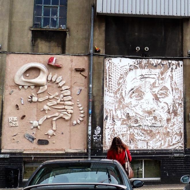 londres arte de rua east end
