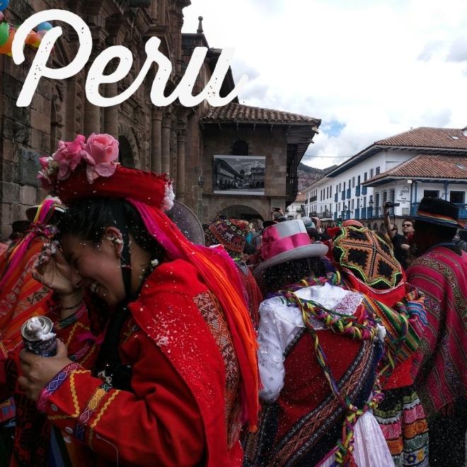 Asdistancias Imagem do Peru