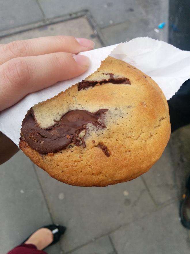 Ben's Cookies Londres