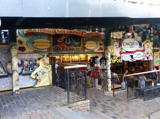 Camden Market vintade 2