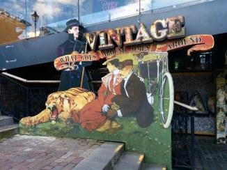 Camden Market vintage