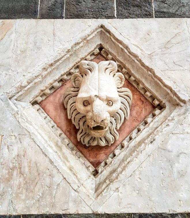 Duomo de Siena detalhe 2