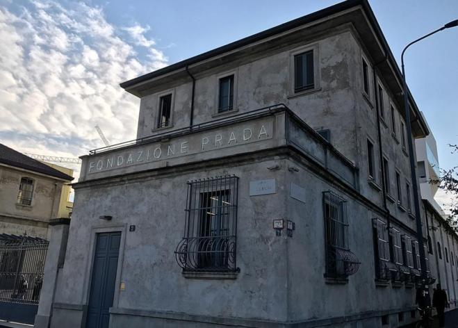 Fundação Prada Milão 2