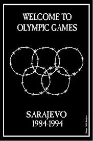 Humor negro bosnia guerra olimpiadas