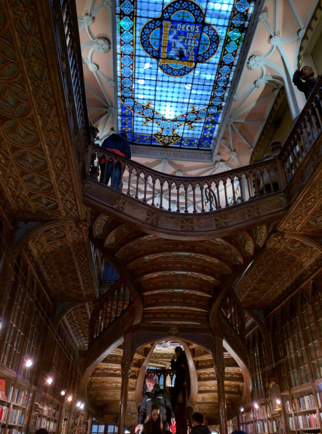 Livraria Lello portugal livrarias mais bonitas do mundo 4
