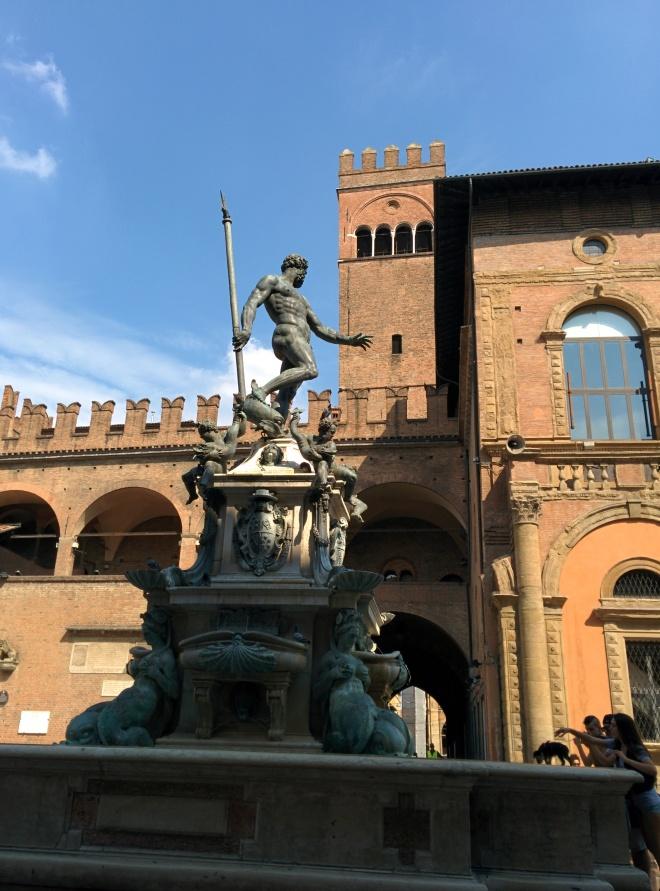 Torre dell'arengo Bologna