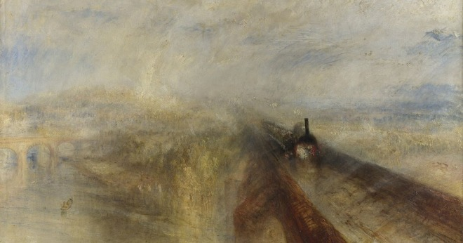 Turner chuva vento velocidade