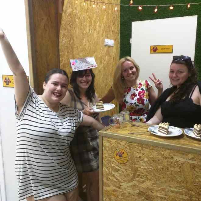 Workaway voluntária albergue Petersburgo