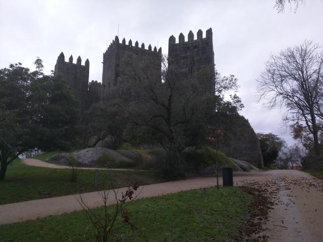 Castelo Guimarães Portugal