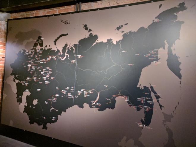 Museu do Gulag moscou russia comunismo 6