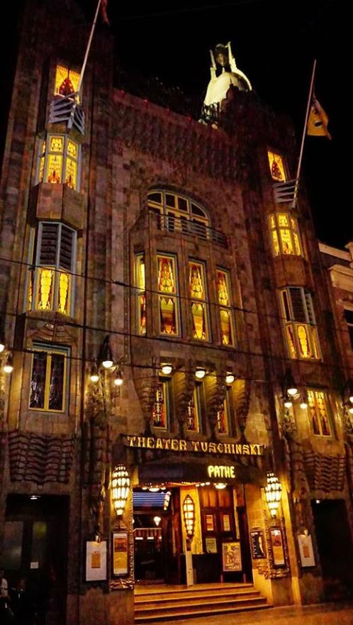 Pathe Tuschinski cinema Amsterdam 3