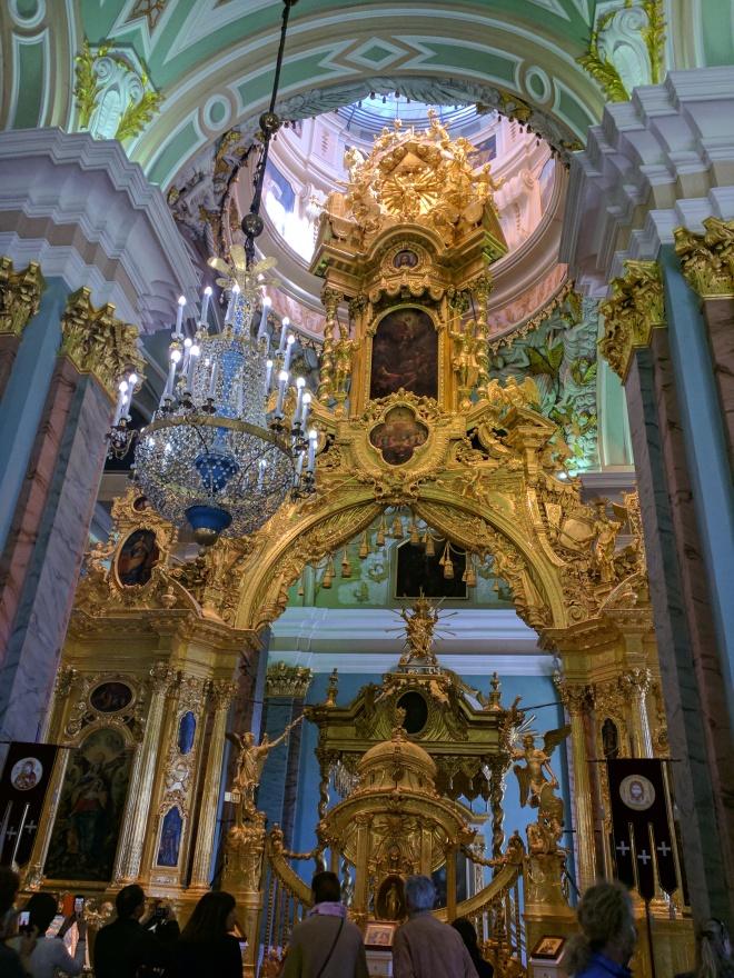 Petersburgo Fortaleza de Pedro e Paulo 2