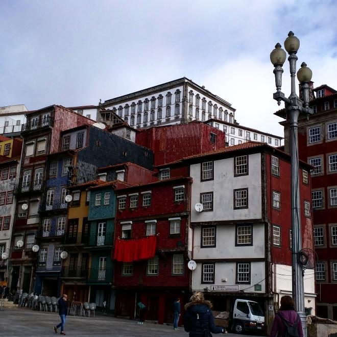 Portugal Porto cais