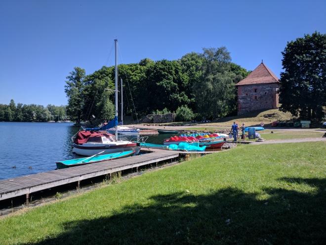 Trakai castelo peninsula 3
