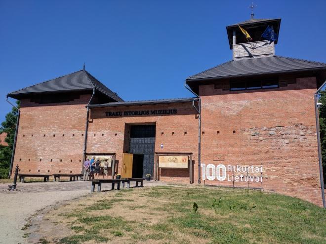 Trakai lituania museu historia