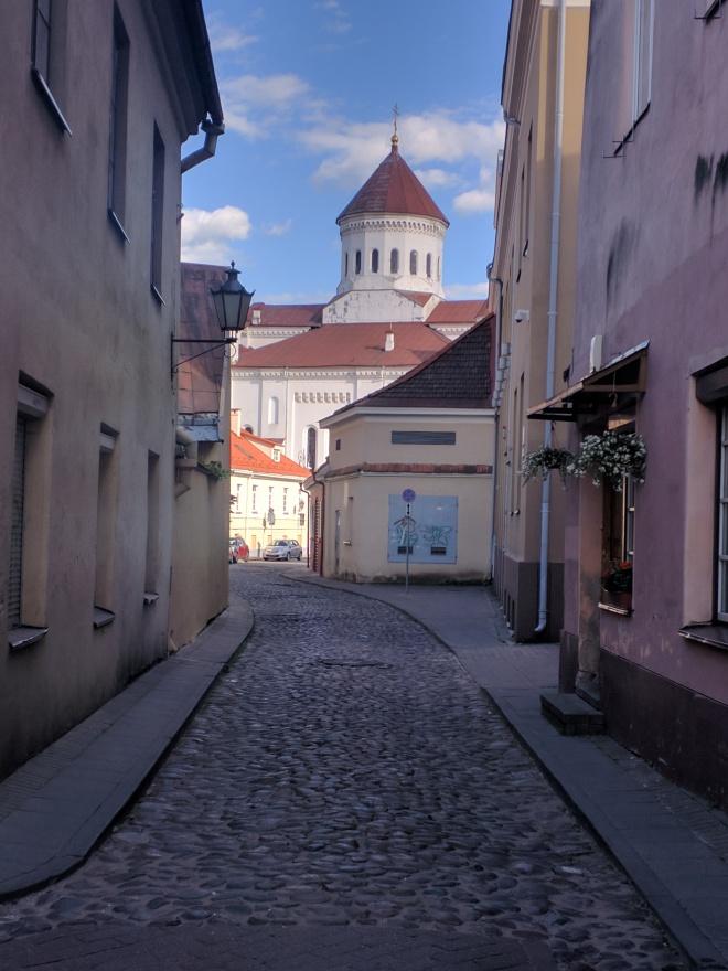 Vilnius Lituania igreja de são theotokos