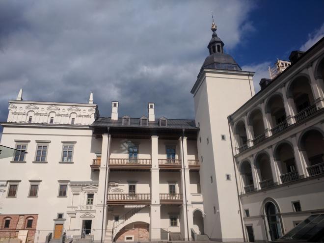 Vilnius Lituania palacio ducal