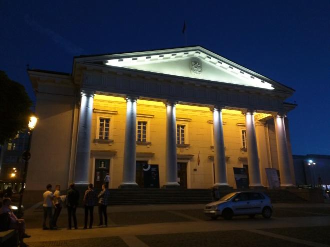 Vilnius Lituania prefeitura