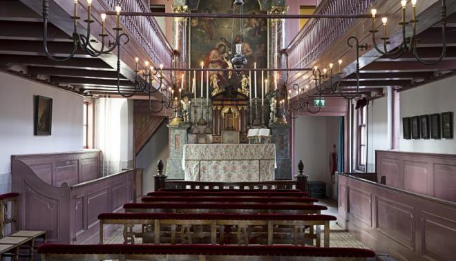 divulgação igreja escondida bairro luz vermelha amsterdam