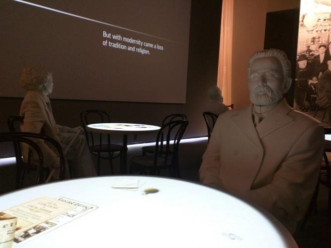 Museu judaico moscou 1