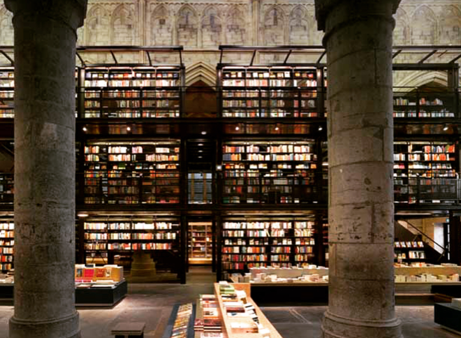 Selexys dominicanen livrarias mais bonitas mundo holanda maastricht 3