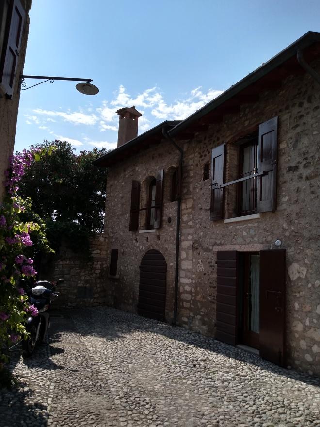 Lago de Garda Malcesine centro historico 3
