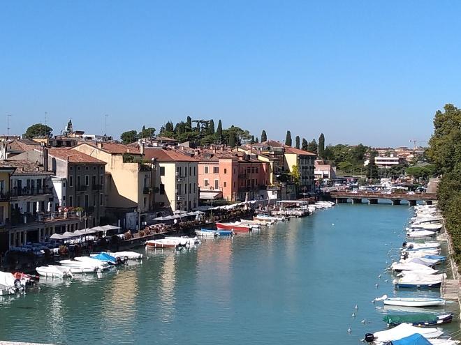 Lago de Garda Peschiera centro historico 4