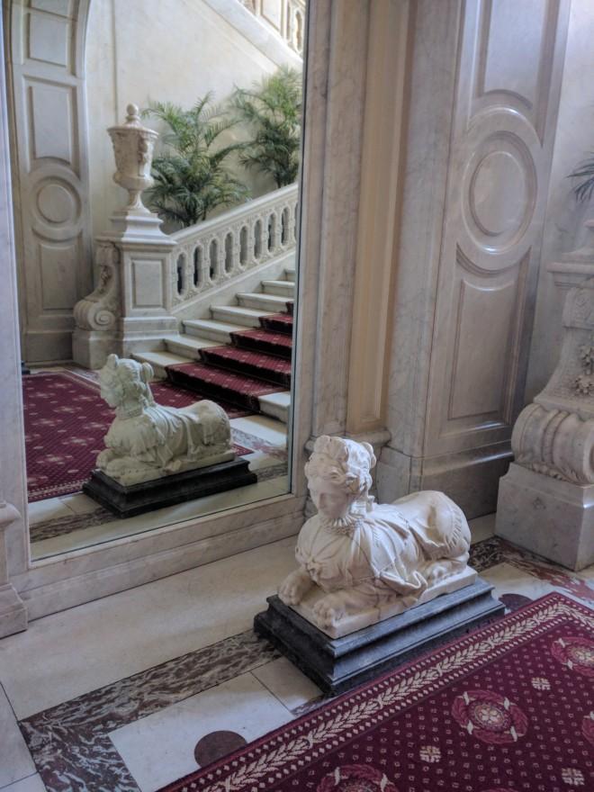 Petersburgo palacio Iussupov entrada 2