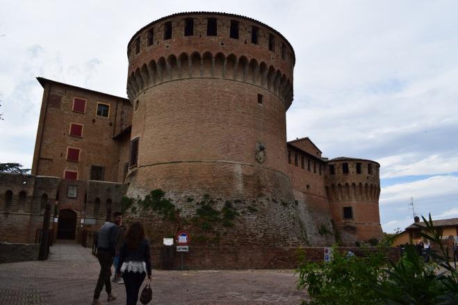 Bologna Dozza Rocca 2