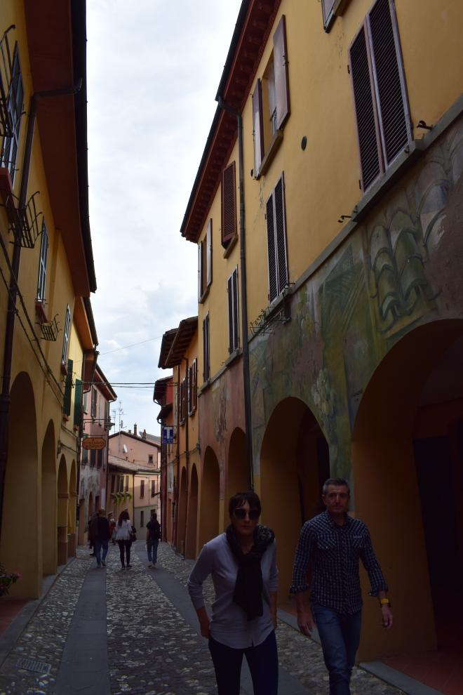 Dozza Bologna muros pintados 10