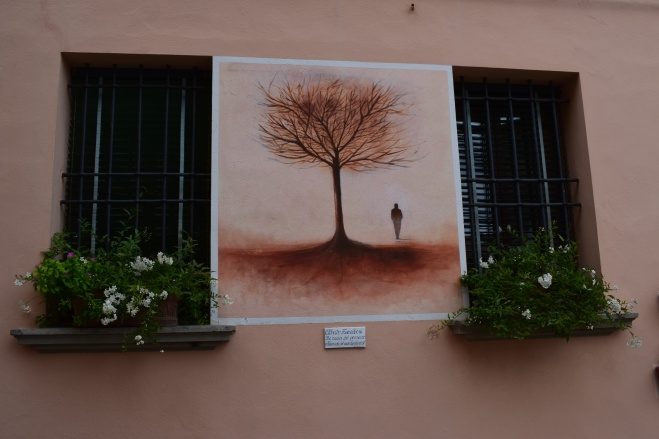 Dozza Bologna muros pintados 16